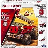 Styles May Vary MECCANO 6037362 Bolts Mini Vehicles Assortment