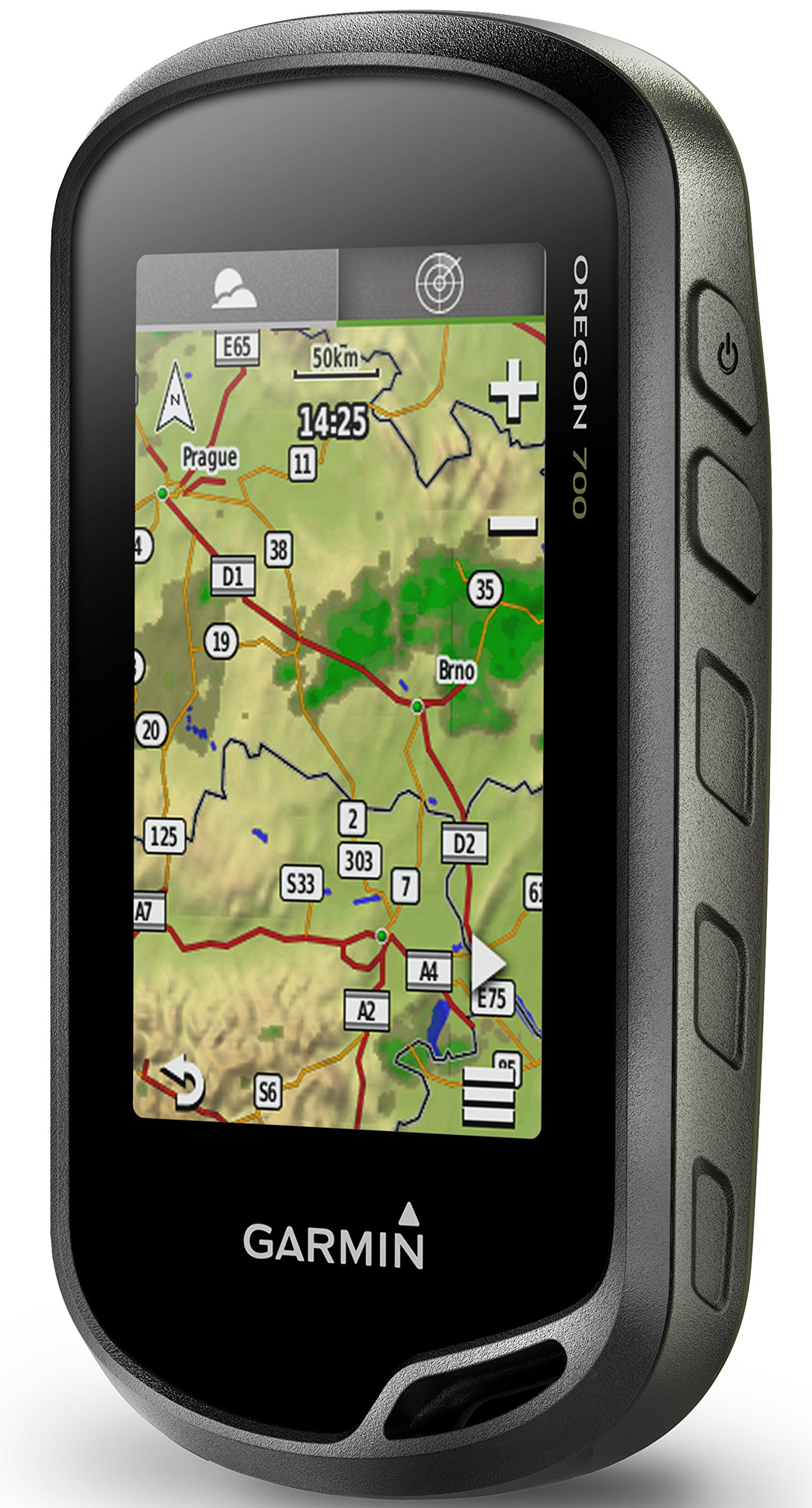 Garmin Oregon 700 Handheld GPS Navigation System 3