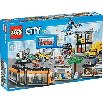 Lego City 60097 Piazza Della Città