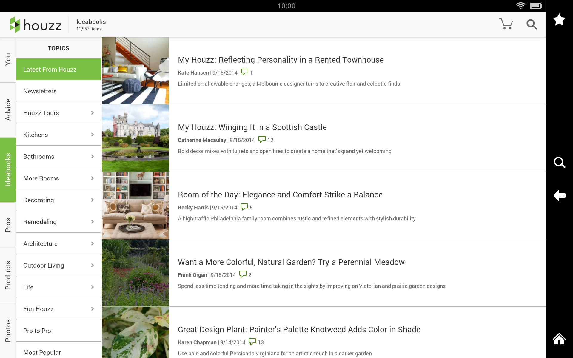 Houzz: Wohnideen & Inspiration: Amazon.de: Apps für Android