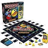 Monopoly Arcade Pac-Man, Monopoly bordspel voor kinderen vanaf 8 jaar, inclusief bank- en arcadeautomaat
