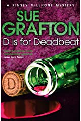 D is for Deadbeat: A Kinsey Millhone Mystery (Kinsey Millhone Alphabet series Book 4) Kindle Edition