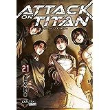 Attack on Titan 21: Atemberaubende Fantasy-Action im Kampf gegen grauenhafte Titanen