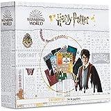 HARRY POTTER Album de Manualidades Niños con Pegatinas Scrapbooking y Otros Materiales para Actividades Creativas , Regalos O
