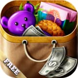 Shopping Game Kids Supermarket : help mom with the shopping list and to pay the cashier ! FREE