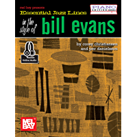 Essential Jazz Lines In the Style of Bill Evans - Piano (English Edition)