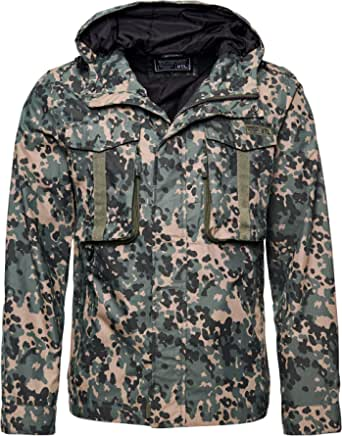Superdry Men's Dress Code Cagoule Jacket