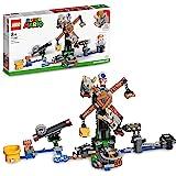 LEGO 71390 Super Mario-Uitbreidingsset: Ruzie Met Reznors, Bouwbaar Collectors-Speelgoed Voor Kinderen