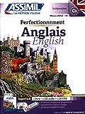 Superpack Perfectionnement Anglais : 1 livre + 4 CD audio + 1 clé USB