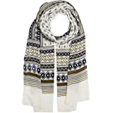 PIECES Pclavina Long Scarf Slip Donna