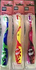 Mee Mee Soft Bristle Kids Tooth Brush (Pack Of 3)