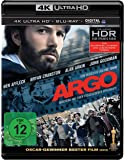 Argo (4K Ultra HD + 2D-Blu-ray) (2-Disc Version)  [Blu-ray]