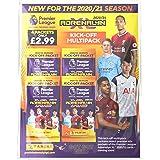 Panini Nationale voetbalclub Premier League 2020/21 Adrenalyn XL Kick-Off Multipack