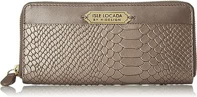 Isle Locada By Hidesign Women's Wallet (Mettalic) (N 1)