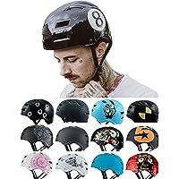 Skullcap® BMX Helm - Skaterhelm - Fahrradhelm - Herren Damen Jungs & Kinderhelm