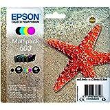 Epson Multipack 4-Colours 603 Ink - Printer Cartridges
