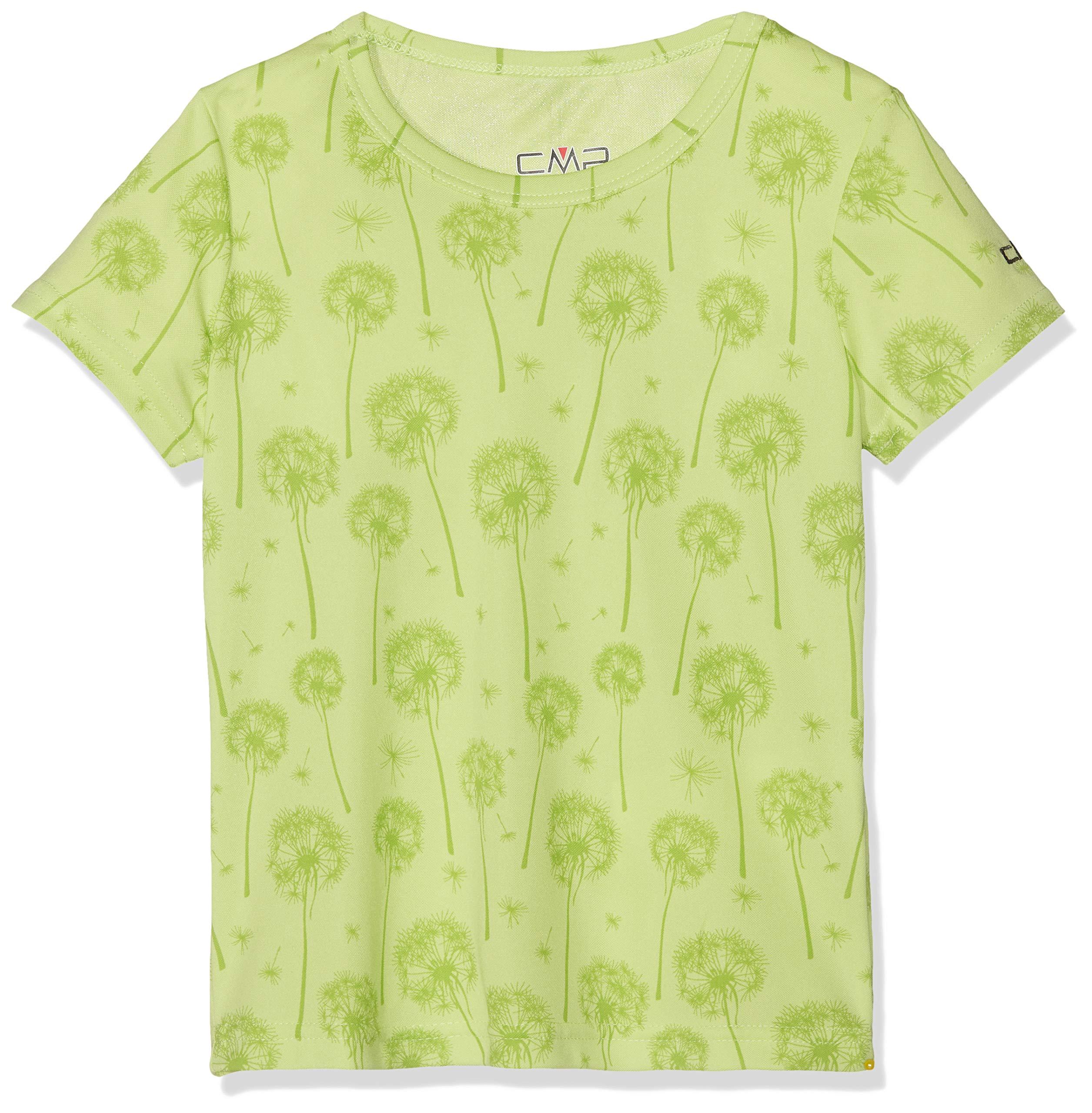 CMP Mädchen T-Shirt, Bamboo, 116