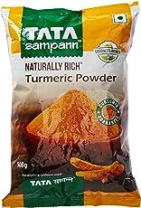 Tata Sampann Turmeric Powder, 500g