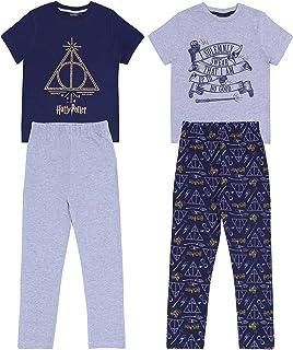 Pyjama en Molleton Spider Man Rouge Bleu Marine: