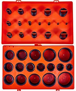 110pc Copper Washer Assortment Set Solid Sump Plug 6 8 10 11 12 16mm Box S6195
