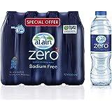 ALAIN Zero Sodium Water, 500 ml Special Offer