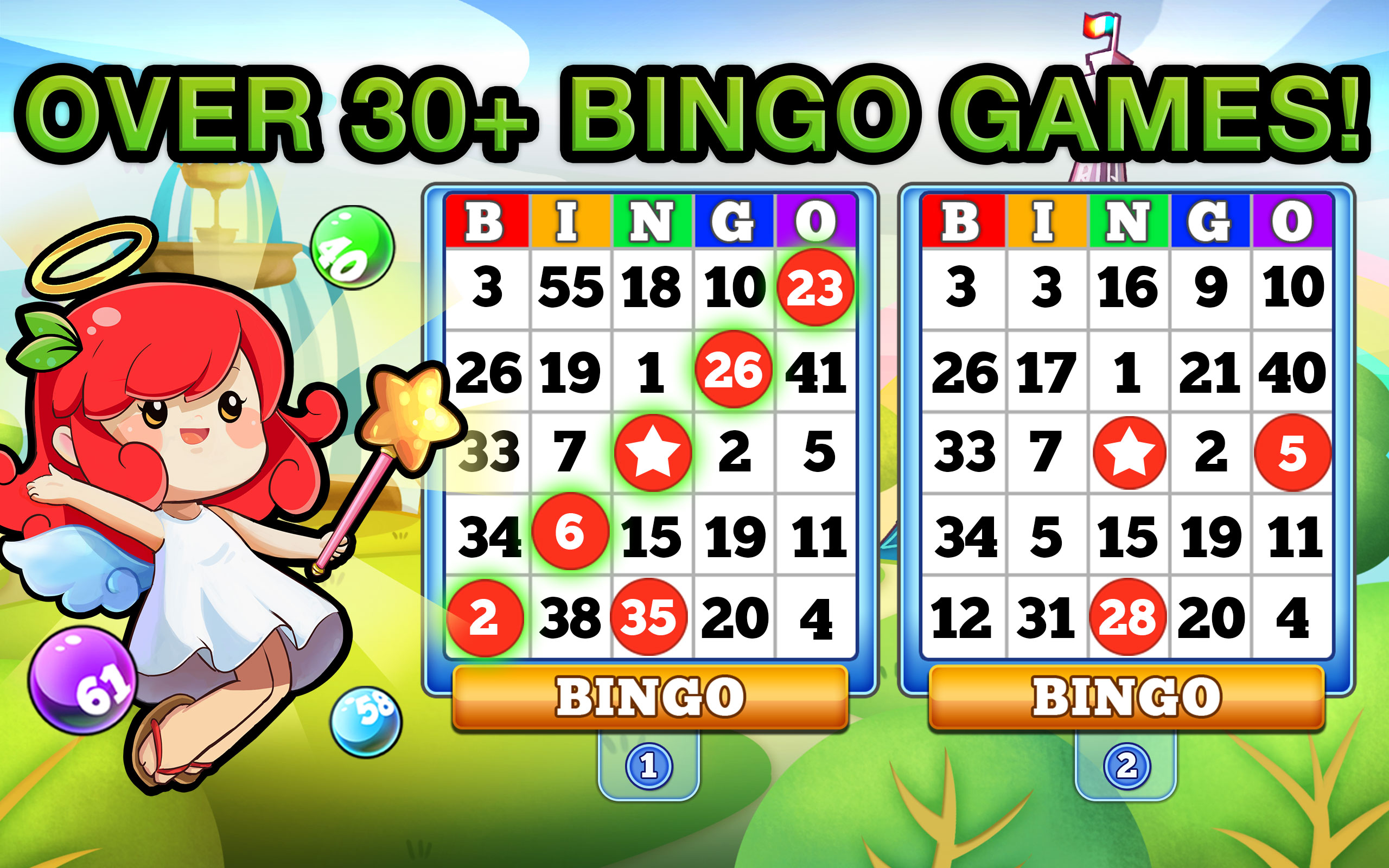 Fishmania Bingo Game - Play Online for Free Online