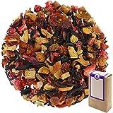 """N° 1193: Tè alla frutta in foglie """"Crema di Fragole"""" - 100 g - GAIWAN® GERMANY - tè in foglie, mela, rosa canina, ibisco, fra"""