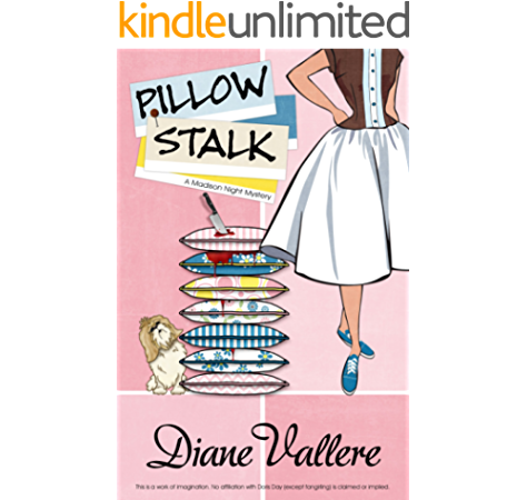 Pillow Stalk (A Mad for Mod Mystery