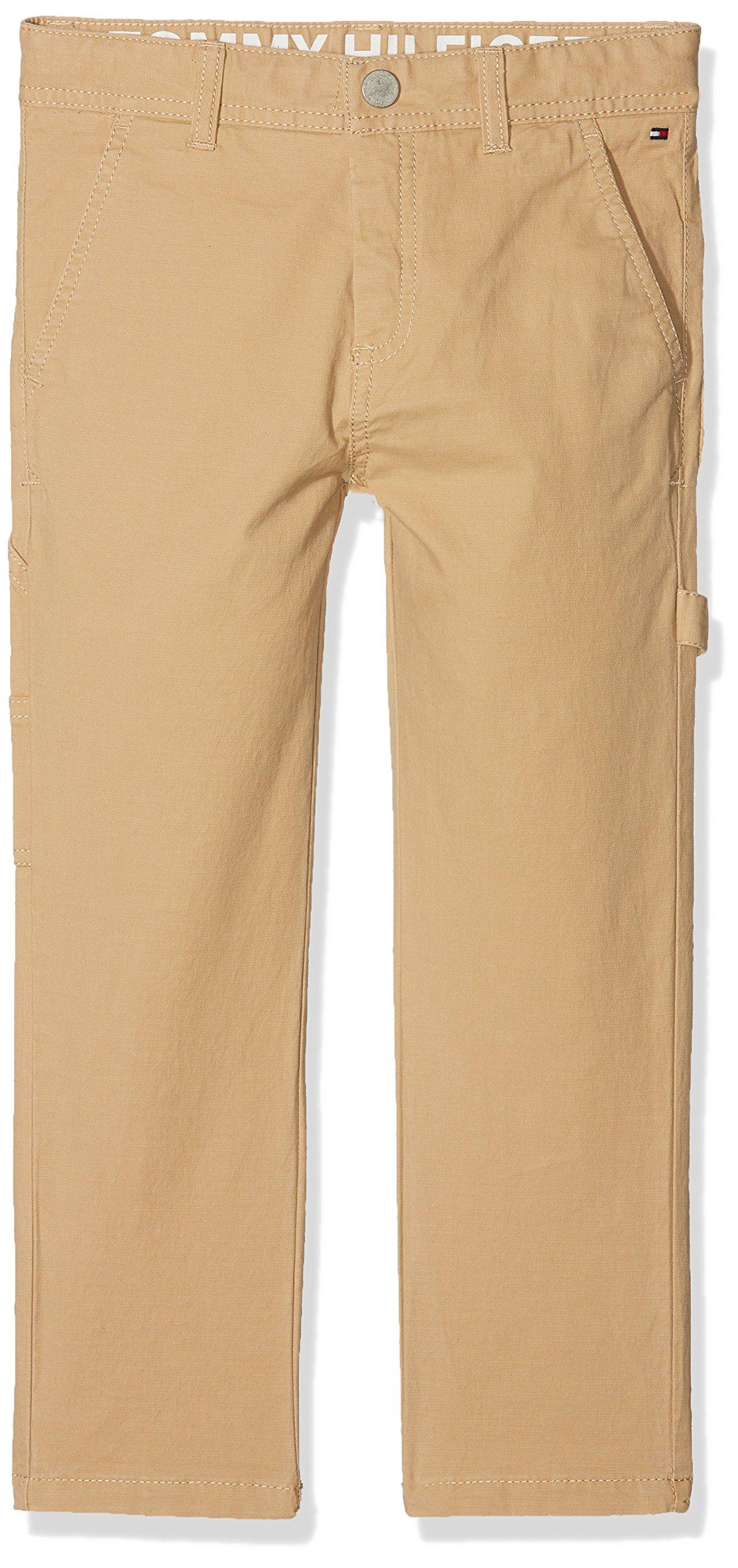 Tommy Hilfiger Workwear Pant Powsc PD Pantalones para Niños