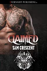 Claimed (Trojans MC Book 10) Kindle Edition