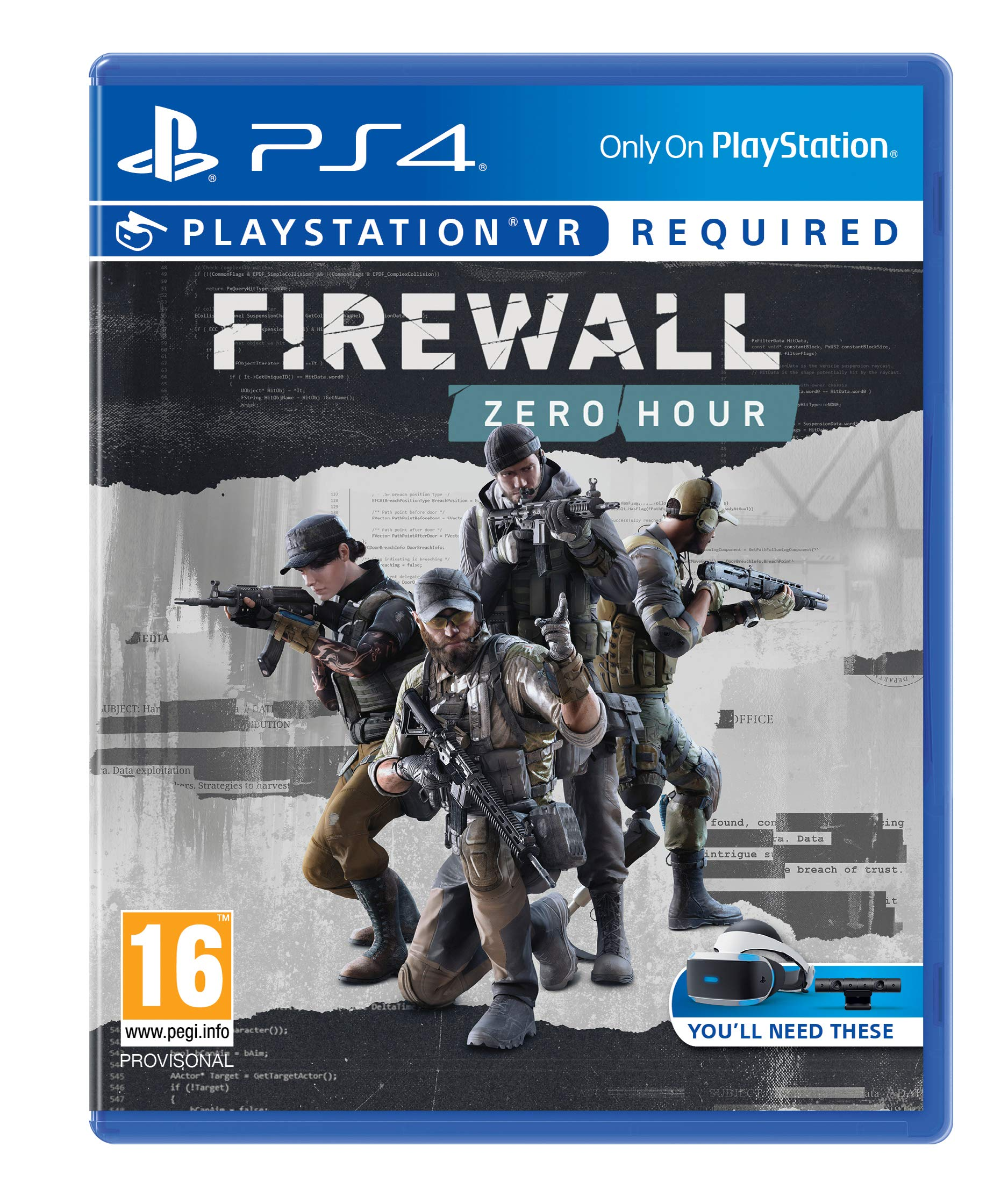 Firewall Zero Hour – PlayStation 4 [playstation_4]