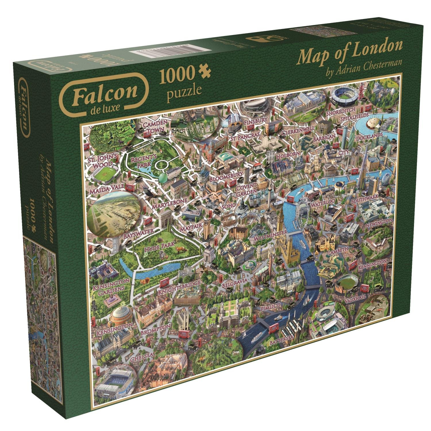 Pleasant Jumbo Games Falcon De Luxe Map Of London Jigsaw Puzzle Piece  With Lovely Jumbo Games Falcon De Luxe Map Of London Jigsaw Puzzle Piece  Amazoncouk Toys  Games With Beautiful Hampton Court To Kew Gardens Also Olive Garden Coppull In Addition Wooden Garden Gazebos For Sale And Botanical Gardens Southport As Well As Royal Garden Villas Costa Adeje Additionally Sliding Doors To Garden From Amazoncouk With   Lovely Jumbo Games Falcon De Luxe Map Of London Jigsaw Puzzle Piece  With Beautiful Jumbo Games Falcon De Luxe Map Of London Jigsaw Puzzle Piece  Amazoncouk Toys  Games And Pleasant Hampton Court To Kew Gardens Also Olive Garden Coppull In Addition Wooden Garden Gazebos For Sale From Amazoncouk