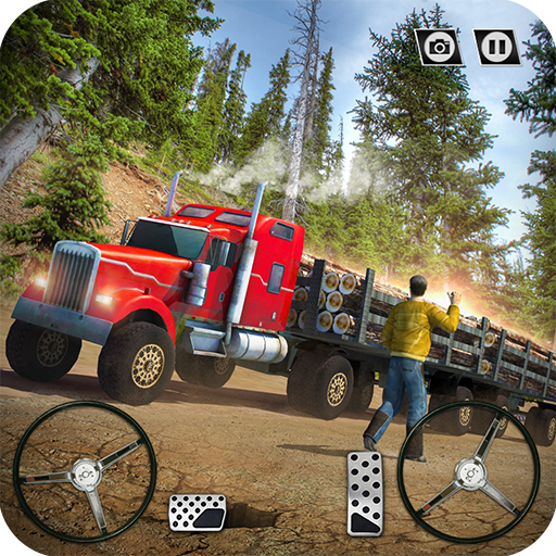 0f65999800 USA Truck Driving Simulator 2018: Off-road Transport Truck Driver Games FREE