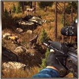 Simulateur de tireur de survie des animaux sauvages: Jeux de chasse de la jungle gratuit pour les enfants...