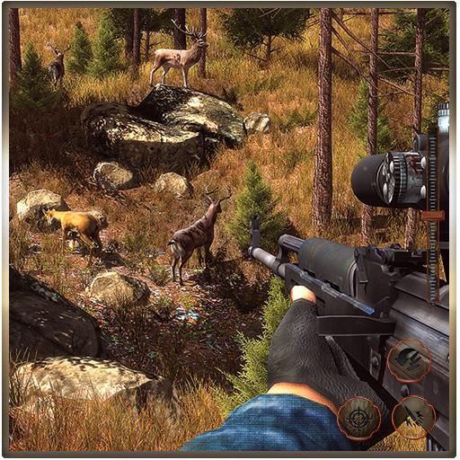 Shooter Simulator: Jungle Jagd Spiele Kostenlos für Kinder ()
