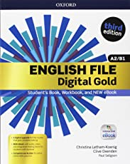 English file gold. A2-B1 premium. Student's book-Workbook. Per le Scuole superiori. Con e-book. Con espansione online