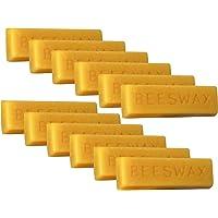 Bienenwachs Bars Hand Gegossen 100% Natürlich Und Organisch, Rein Roh Kosmetischer Qualität Gefiltert Bienenwachs Bars…
