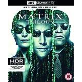 The Matrix Trilogy [4K Ultra HD] [1999] [Blu-ray]