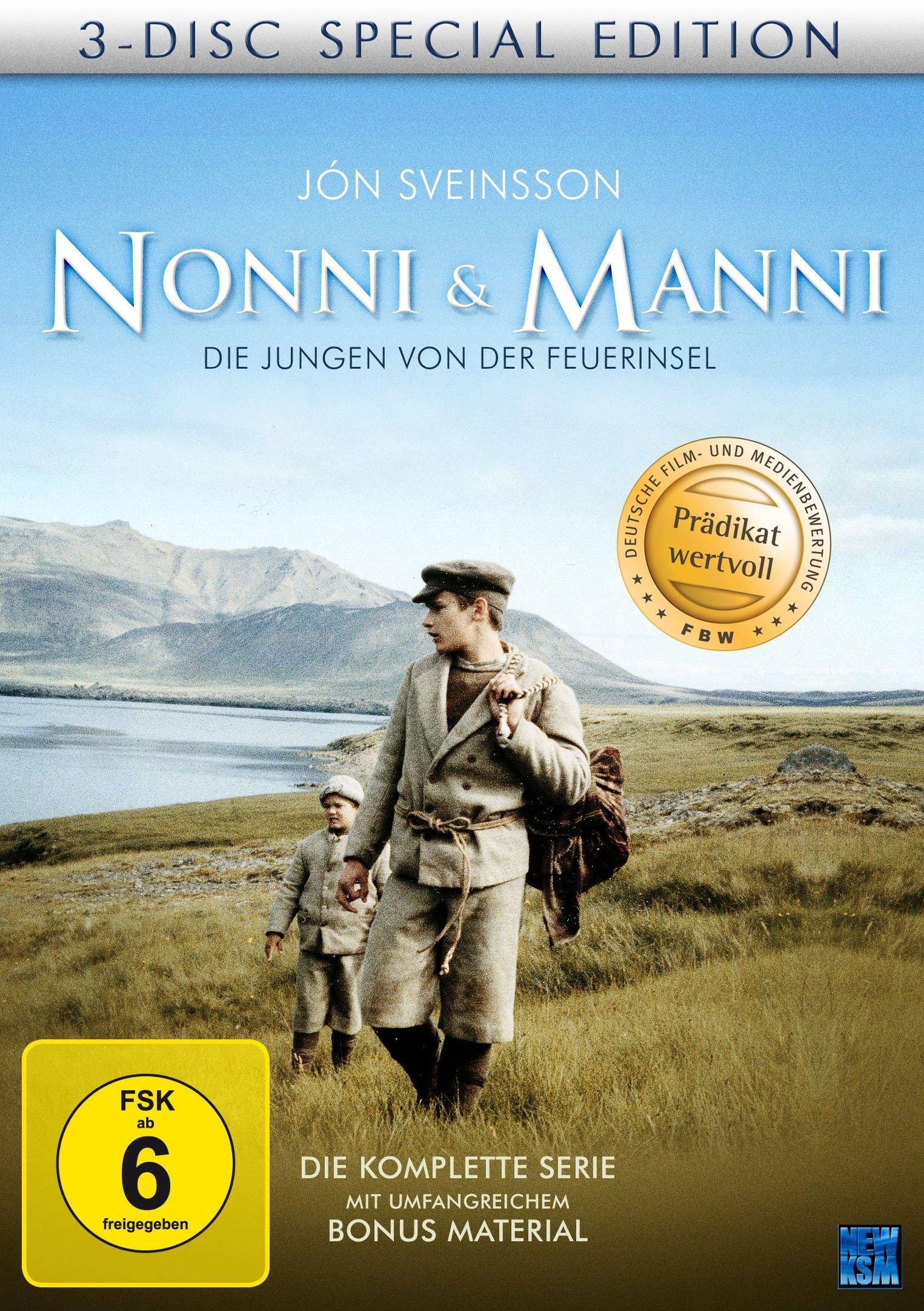 Nonni und Manni (Special Edition) (2 DVDs) [Edizione: Germania]