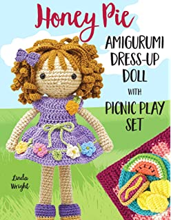 Crochet Doll Clothes Pattern / Amigurumi Clothes Pattern / ENG | Etsy | 320x248
