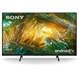 Sony KD49XH8096PBAEP, Android Tv 49 Pollici, Smart Tv 4K Hdr Led Ultra Hd, compatibile con Alexa