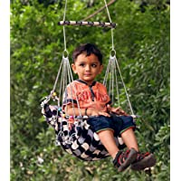 Swing for Kids by KD CREATION Cotton Swing for Kids Baby's Children, Jhula, Home & Garden Children Jhula, Baby Swings…