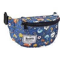 Rawstyle Bauchtasche, Hüfttasche für Kinder, vestellbarer Hüftgurt, (Modell 1) XX