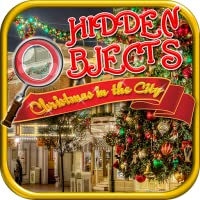 Hidden Objects Christmas in the City