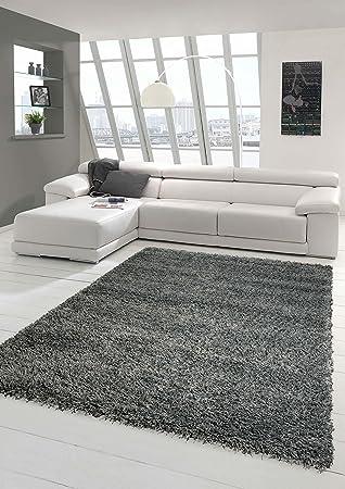 shaggy teppich hochflor langflor teppich wohnzimmer teppich ... - Hochflor Teppich Wohnzimmer