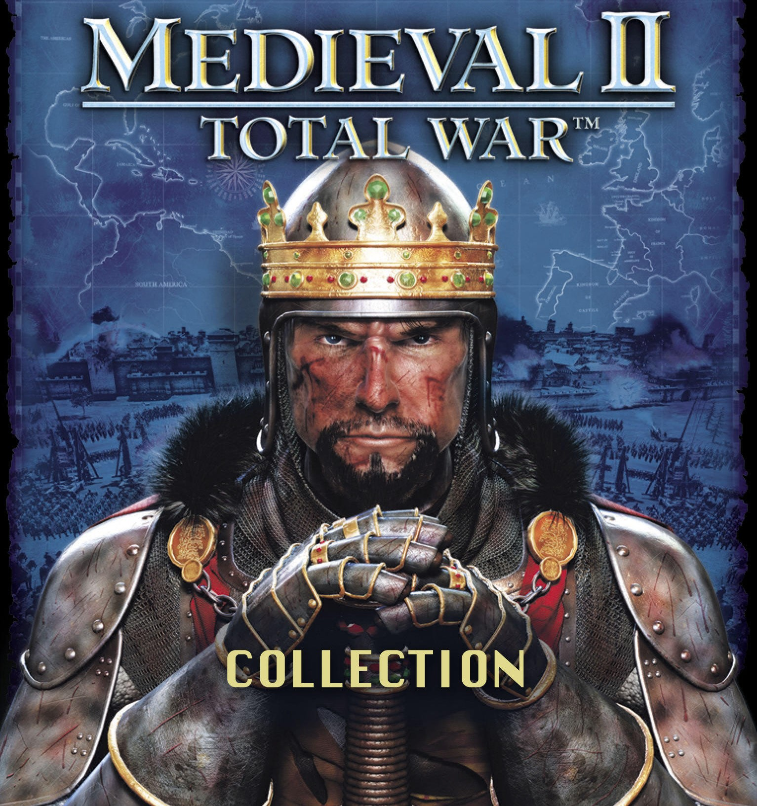 Medieval II : Total War Collection [PC Code - Steam] (Pc Games Total War)