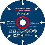 Bosch Professional 1x Expert Carbide Multi Wheel doorslijpschijven (voor Hardhout, Ø 76 mm, accessoires Mini haakse slijper)