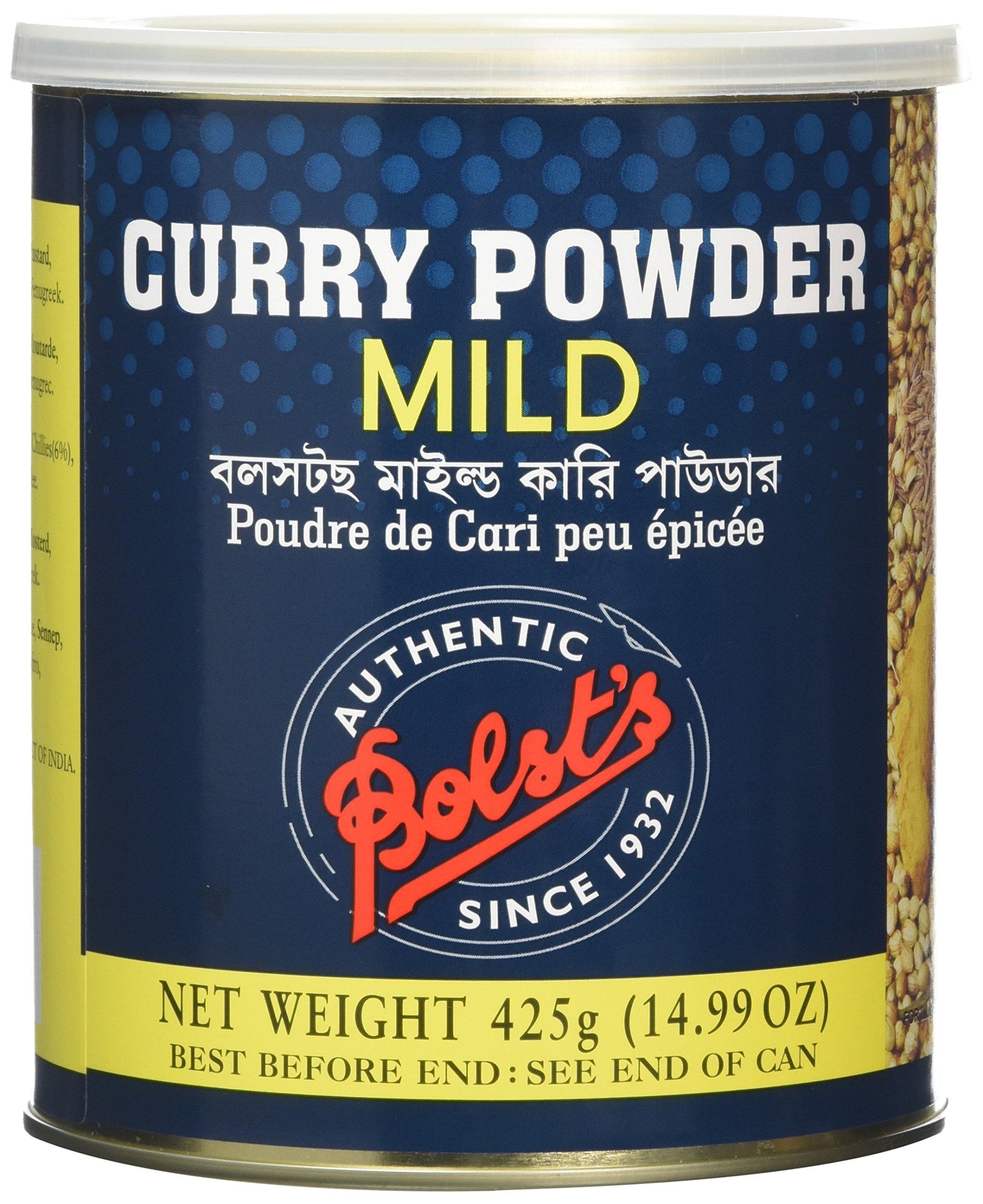 Bolst's Curry Powder Mild 425 g 1