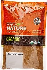Pro Nature 100% Organic Cumin Powder, 250g