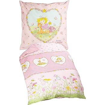 Bierbaum 2239 Bettwäsche Prinzessin Lillifee 135 X 200 Cm Rosa 01 Renforcé